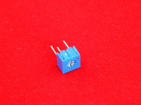3362P Потенциометр (подстроечный резистор)