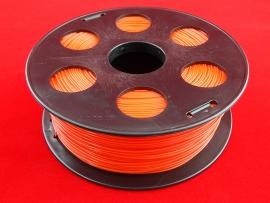 Пластик АБС/ABS 1.75мм Красный (1кг)
