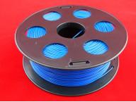 Пластик АБС/ABS 1.75мм Синий (1кг)