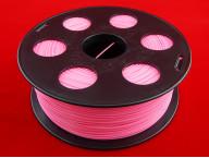 Пластик АБС/ABS 1.75мм Розовый (1кг)