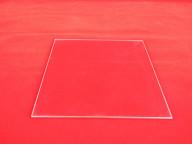 Боросиликатное стекло-подложка для 3D принтера 213*200*3мм