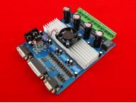 Контроллер шагового двигателя на 4 оси TB6560 3А