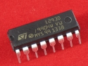 L293D Драйвер двигателей