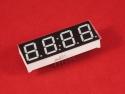 Четырёхразрядный цифровой индикатор (часовой, общий анод)