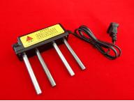 Электролизер, прибор для демонстрации качества очистки воды