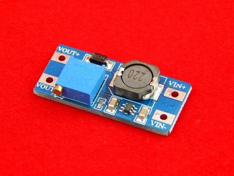 MT3608, повышающий dc-dc преобразователь