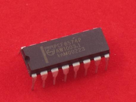 PCF8574P, Расширитель цифровых входов/выходов для шины I2C