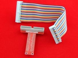 Шлейф для Raspberry Pi + расширение GPIO