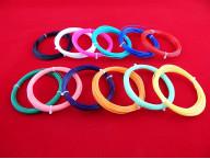 Комплект пластика для 3D-ручек 12 цветов PLA