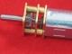 Двигатель с редуктором 200 обр/мин 12В