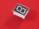 """7-сегментный LED индикатор (0.39"""", Красный, Общий анод)"""