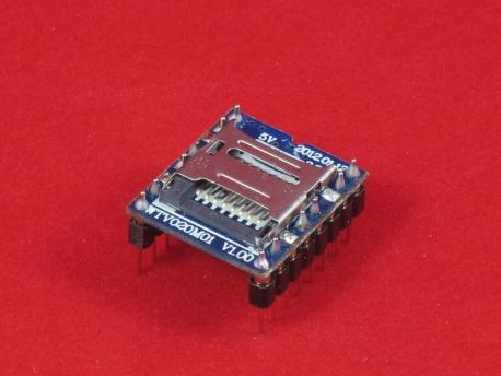 Звуковой модуль WTV020-SD Mini