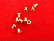 Заклепки (пистоны) для печатных плат 1.3 * 2