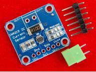 CJMCU-219 (INA219) Цифровой датчик тока и напряжения