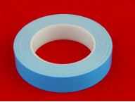 Двусторонняя клейкая термолента (25мм*25м*0,2мм)
