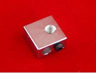Алюминиевый нагревательный блок 20×20×10мм