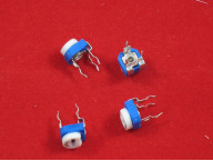 Подстроечный резистор