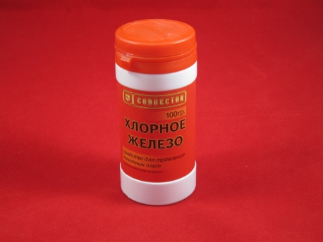 Хлорное железо (100 гр. Сonnector)