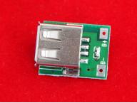 Модуль зарядки li-ion аккумуляторов HKS-828FE-01 для PowerBank 5V 1А 1 вход