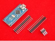 Nano на CH340G без пайки (Аналог Arduino Nano)