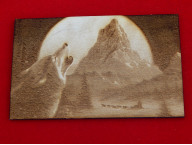 Картина Волк (маленькая)