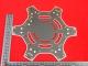 Корпус для квадрокоптера 6 осевой Immersion Gold F550