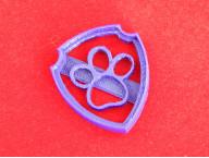 Форма для печенья Собачий патруль Маршал