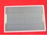 Солнечная батарея (210х135мм, 6В, 500 мА)