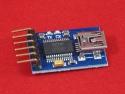 Преобразователь USB-UART на FTDI FT232RL