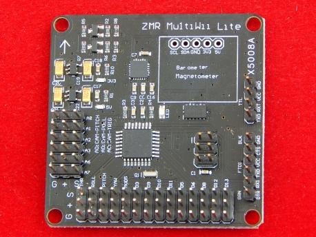 MWC MultiWii Lite контроллер управления полетом