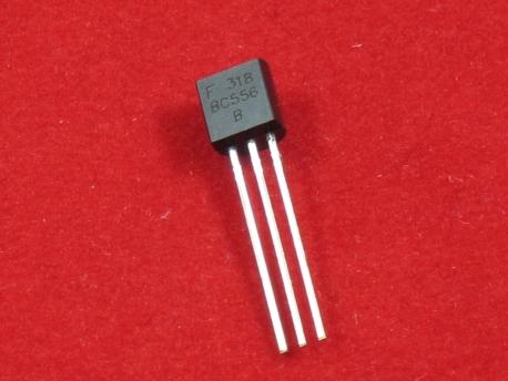 Транзистор BC556 PNP 65В 100мА