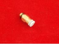 Фитинг для тефлоновой трубки 4 мм, М6 с шайбой
