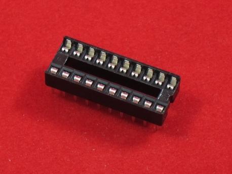 DIP панель 20 контактов узкая