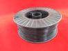 Пластик ПЛА/PLA 1,75мм Черный (2,5кг)