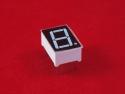 """7-сегментный LED индикатор (0.56"""", Красный, Общий катод)"""