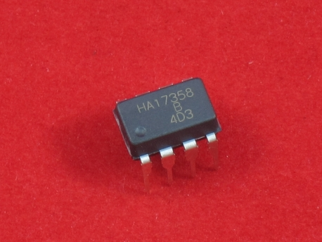 HA17358B Двойной операционный усилитель