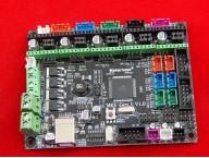 Плата управления 3D принтером, MKS Gen-L V1.0