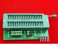 Универсальная плата-адаптер для программаторов PICkit 2 и PICkit 3 и PICkit 3.5