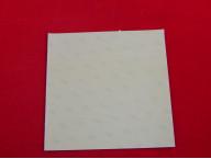 Пленка PEI 23х23 см для 3д печати (Толщина 0,15мм)